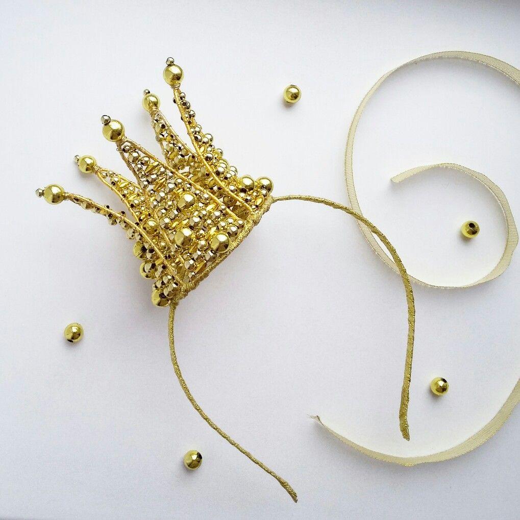 Вязаная корона: пять интересных мастер-классов для творческих людей