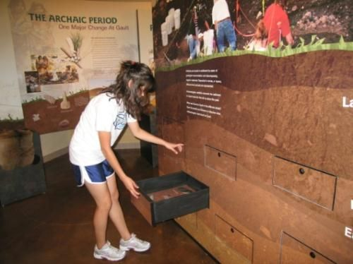 Where Can Kids Experience Hands On Archaeology