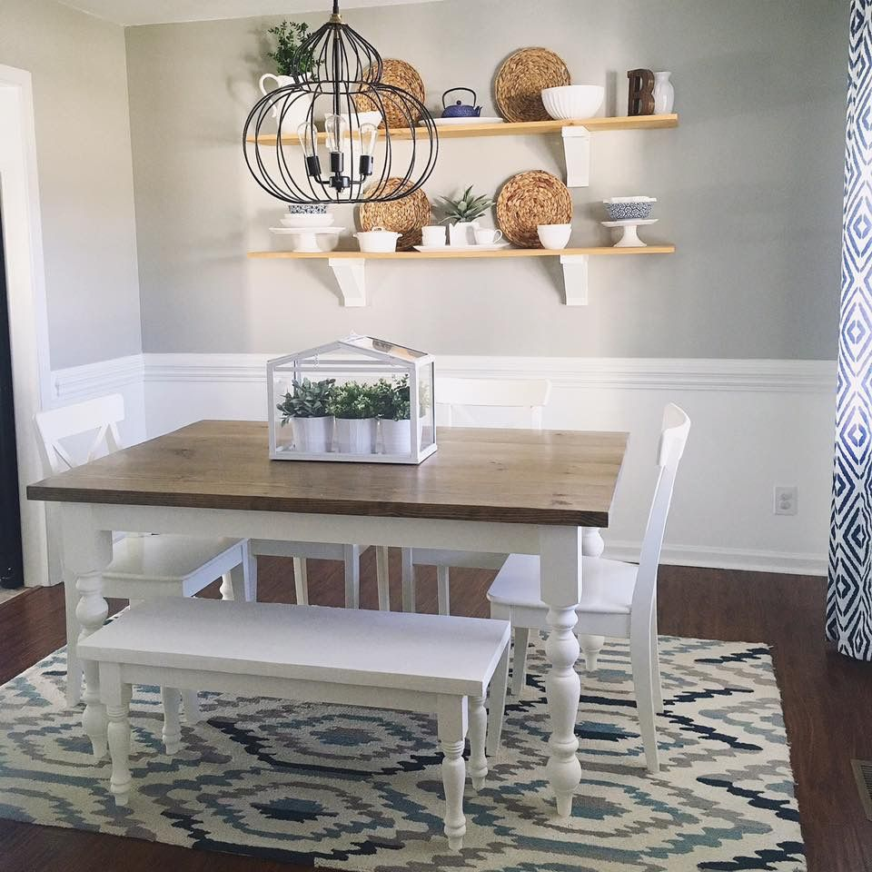 7 Adorable And Affordable Dining Room Booth Set For The