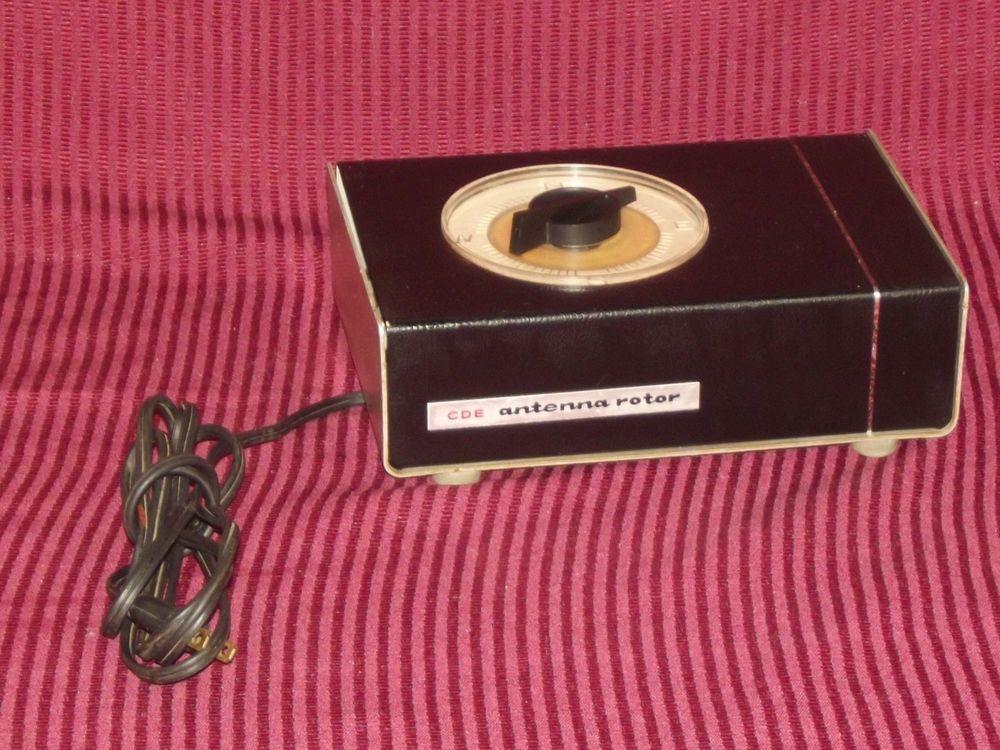CDE AR-10 Automatic Rotor Control Box for AR-1 AR-22 AR-22R