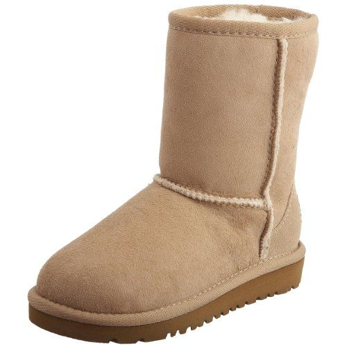 UGG Australia Womens Classic Short Leather Boots: Amazon.co