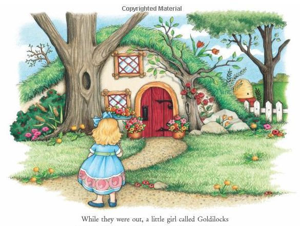 Image Result For Inside The Three Bears Cottage Mary