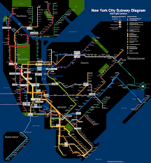 Ny Subway Map Google.New York City Subway Map Google Search New York Insp Subway
