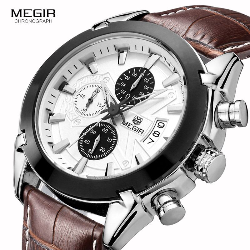 Reloj MEGIR de moda d1d0bb47916b
