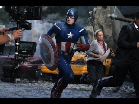 """Behind the Magic: Building a Digital New York for """"The Avengers"""""""
