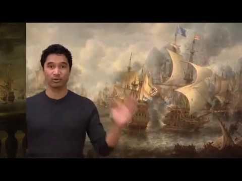 Topstukken van het Rijksmuseum  De zeevaartzaal in het Rijksmuseum