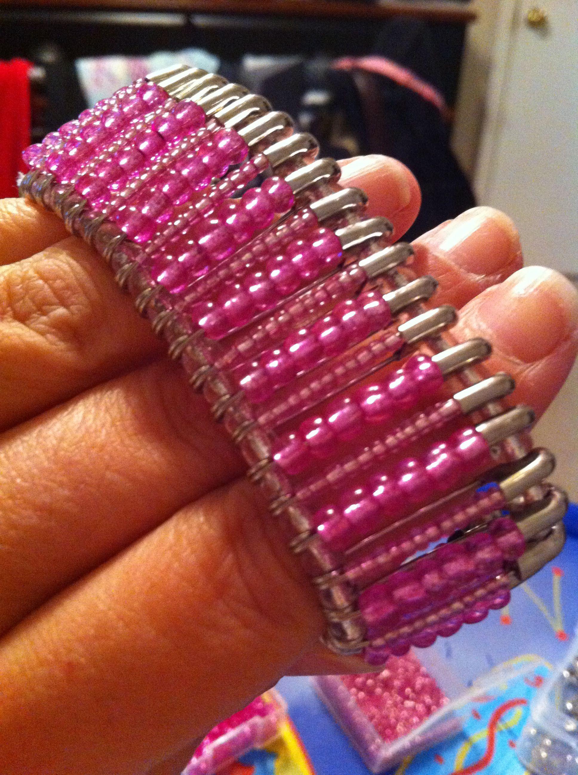 All PINK bracelet