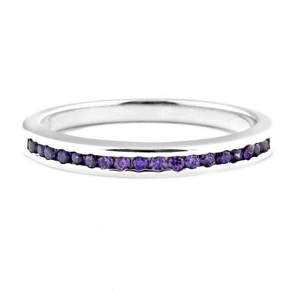 Sterling Silver 0.27ct Stackable Brilliantcut by 1000jewels, $24.00