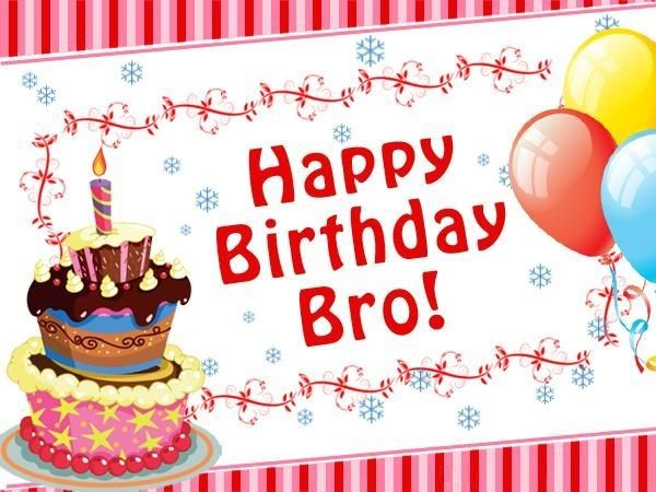 Prime Happy Birthday Wishes For Brother Images Quotes And Messages Personalised Birthday Cards Bromeletsinfo