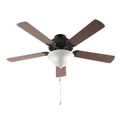 Trans Globe Lighting Solana 52 in. Indoor Ceiling Fan Oil Rubbed Bronze - F-1000 ROB