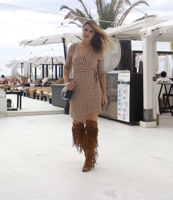 Justfab dress amaras la moda zara boots chanel bag puro - Zara palma de mallorca ...