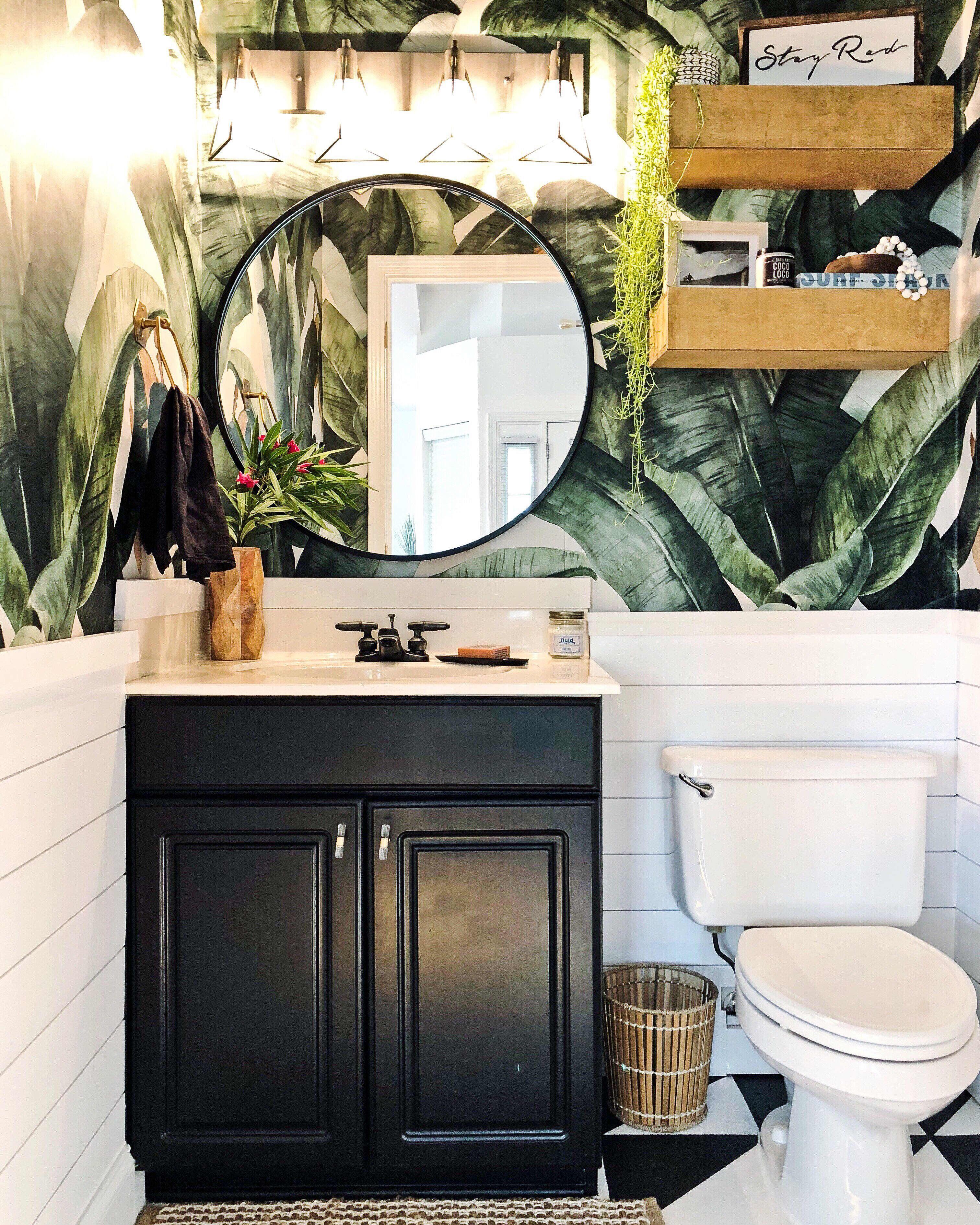 Small Bathroom Remodel, Surf Bathroom Ideas