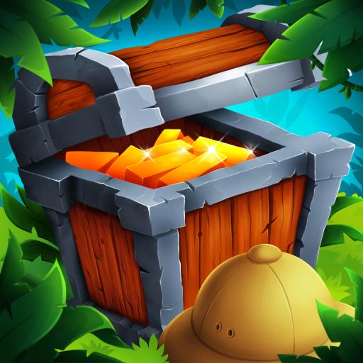 diggy loot dig out treasure hunt adventure game v1 4 6 mod apklets