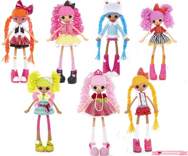 Lalaloopsy Girls | Lalaloopsy and LOL Surprise Dolls | Distroller ...