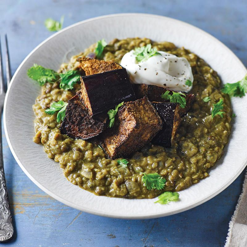 Two lentil dal spiced aubergine recipes pinterest lentils a quick and easy two lentil dal spiced aubergine recipe from our authentic indian cuisine collection find brilliant recipe ideas and cooking tips at forumfinder