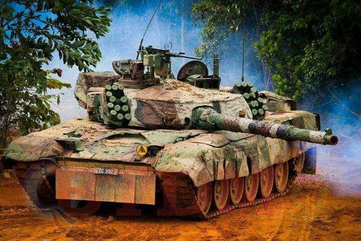 PT 91M Pendekar