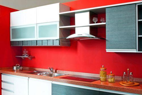 Colores para pintar las paredes de una cocina cocinas Pinterest