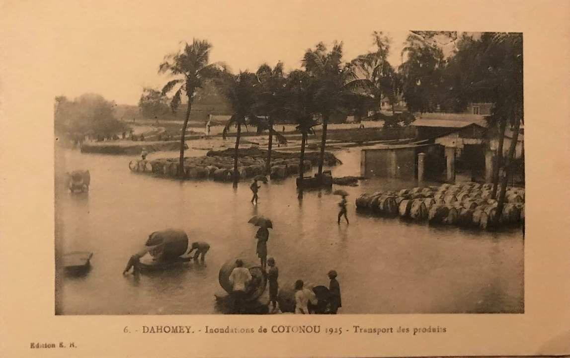 Cotonou Benin Art
