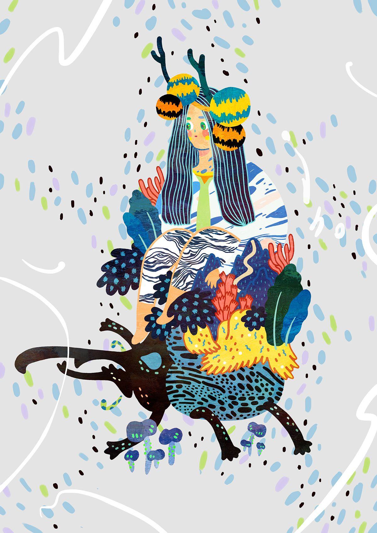 Ino Lai Visual Identity on Behance