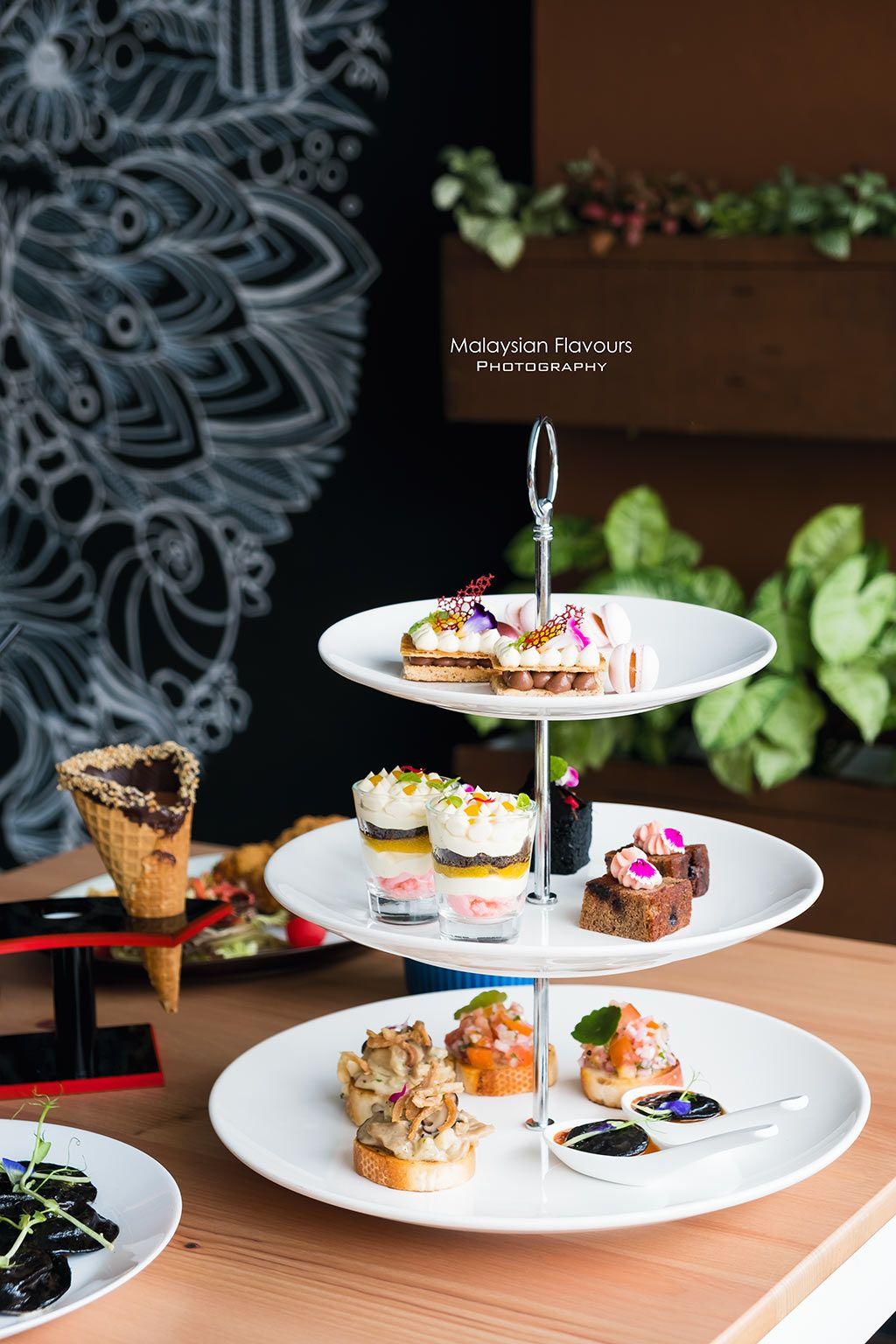Upperhouse Bangsar Kl Australian Inspired Fine Plated Dessert Experience Plated Desserts Dessert Bars Flavors