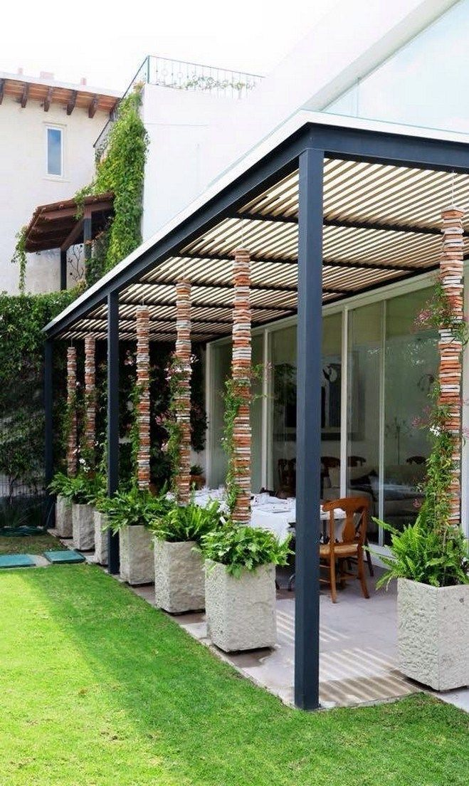 ✔ 52 modern patio ideas to decorate your outdoor 21 #outdoorpatioideas