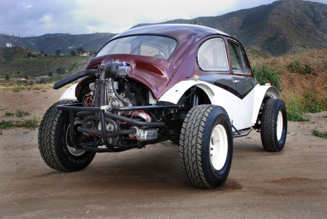 Volkswagen Beetle Sedan Baja Bug Turbo Hot Rod Cruiser Off Road