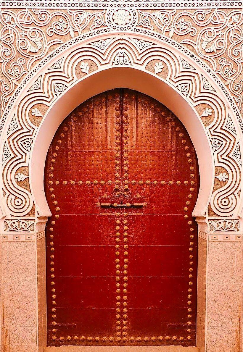Marrakech Morocco Unique Doors Door Entryway Doors