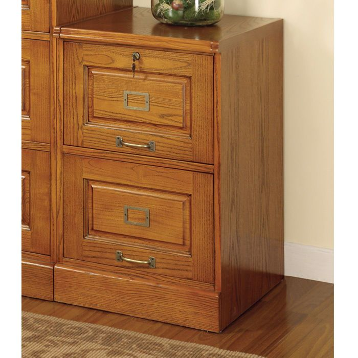 Palmetto Oak File Cabinet #COASTERCOMPANYOF