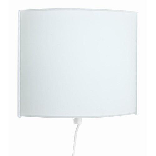 Exit Vegglampe Opal 26x26 cm