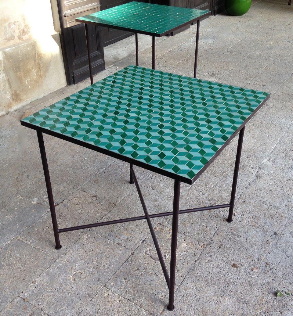 Ma Table Basse Facon Carreaux De Ciment Diy Table Basse Carreau De Ciment Idee Deco Appartement