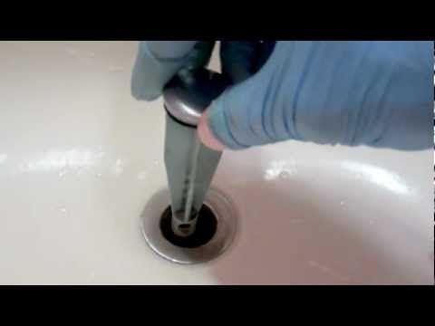 Moen 4500 With Images Bathroom Sink Stopper Bathroom Sink Plug Moen Sink