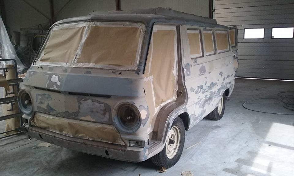 Pin by manny on Dodge A100/8 van/camper/pick up/xplorer 21