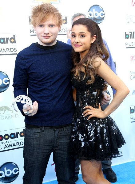 E D A R I Billboard Music Awards Celebs Ed Sheeran