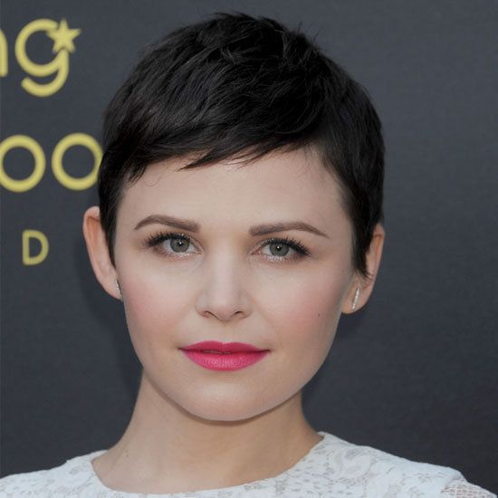 Photo of Learn the Key to Wearing Neon Pink Lip Color Like Ginnifer Goodwin