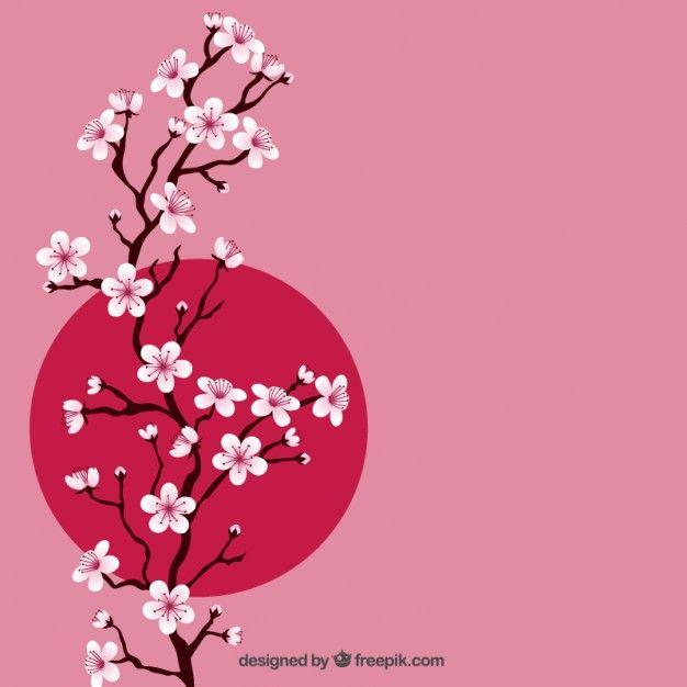 Disenos Japoneses Buscar Con Google Motivos Japoneses Flor De