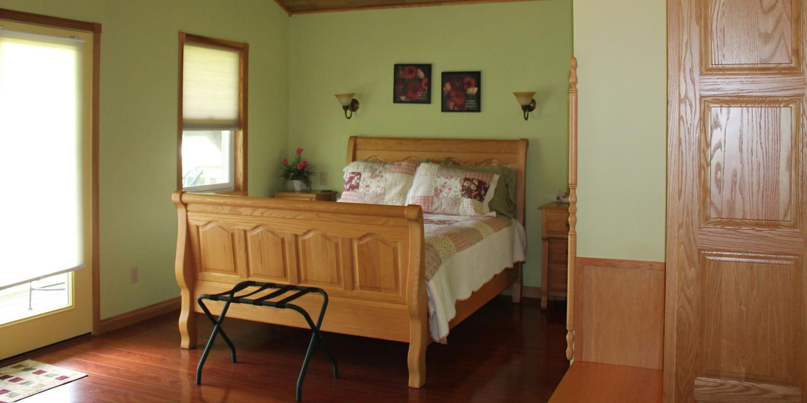 Amish Country Ohio B&B Cottages Garden Gate GetAWay