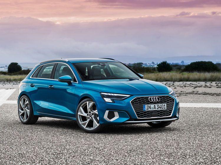 Erfolgsmodell 4 0 Der Neue Audi A3 Sportback In 2020 Audi A3 Sportback Audi A3 Audi Design