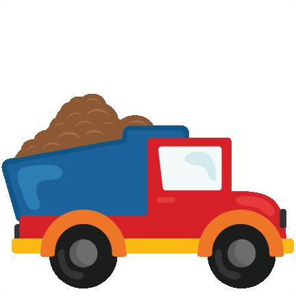 dump-truck-04-21-16 | SVG קבצים שהורדתי מ | Dump trucks ...