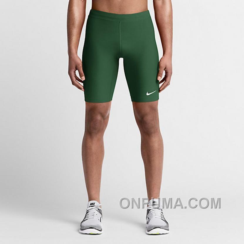 best cheap 8061e 866bf Nike Filament Team Dunkel GrünTeam Weiß Running Shorts - sommerprogramme.de