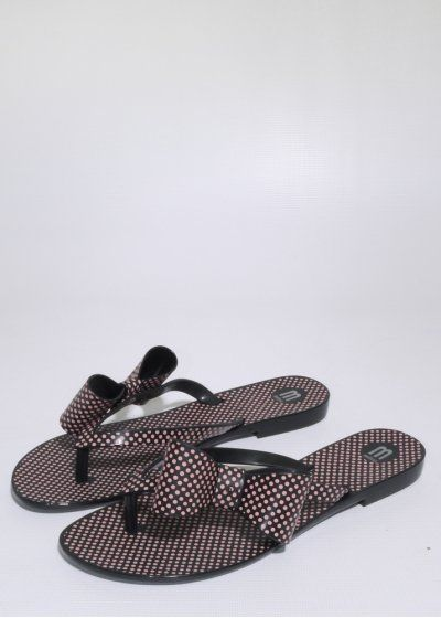 6c32af16e2fe1 in love w  these Melissa Harmonic bow flip flops