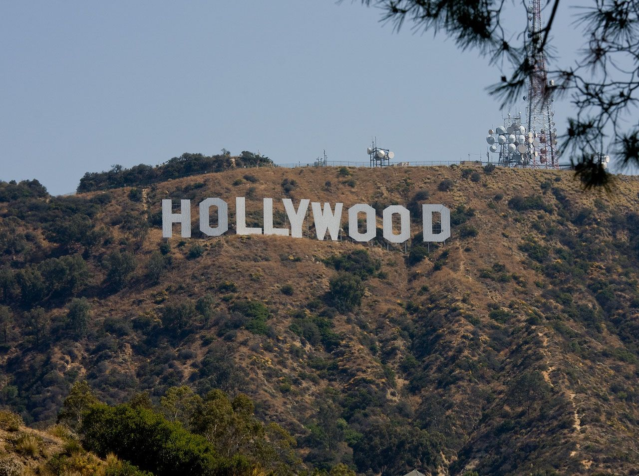 Famous Hills   CALIFORNIA, USA by photographer Svein-Magne ...