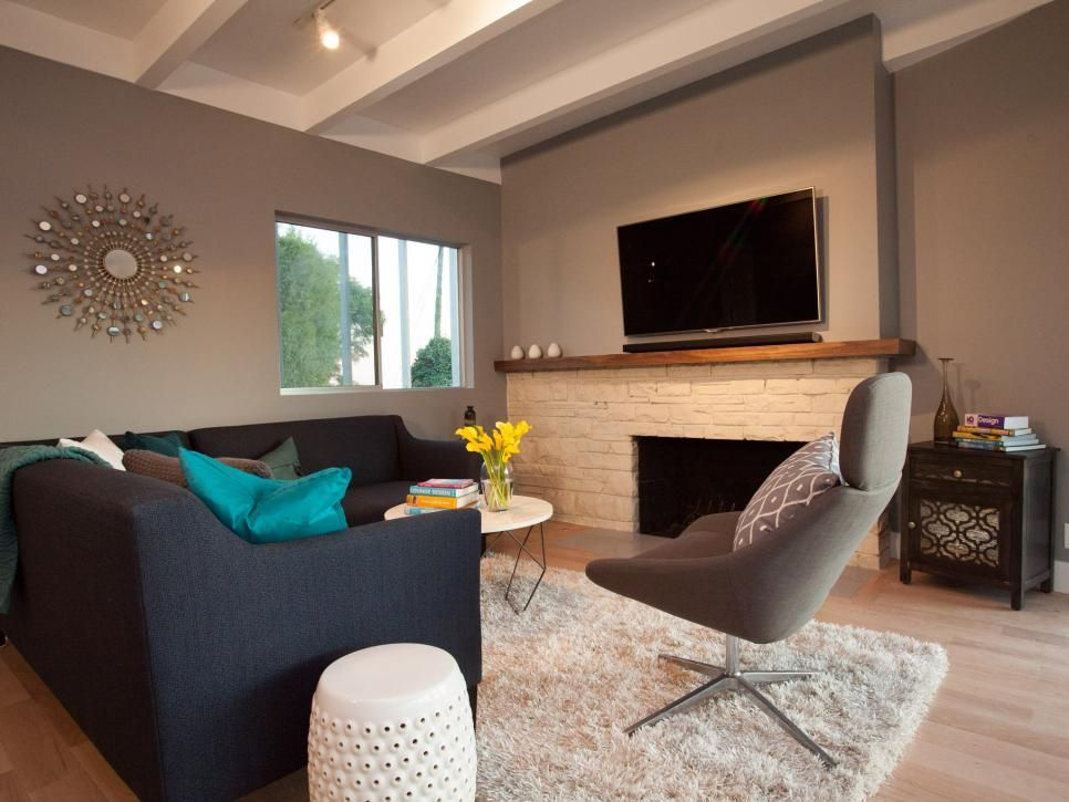 Amazing Makeovers From House Hunters Renovation Open floor, Dining