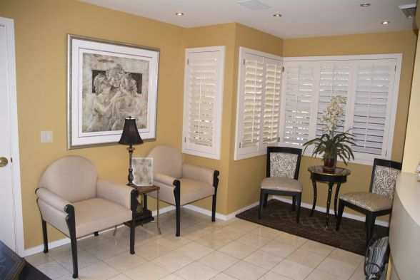 Dr S Office Waiting Room Before And After Waiting Room Decor Waiting Room Design Office Waiting Room Chairs