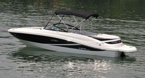 Sea Ray 190 Sport: The new Sea Ray is available with three