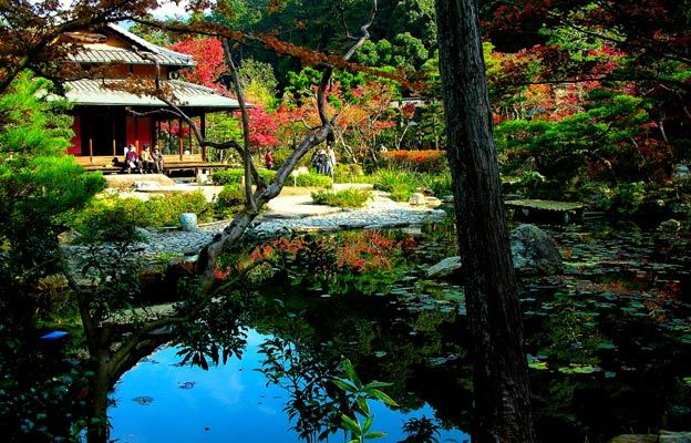 Japanese Garden Design Elements 5 favorite elements of a traditional japanese-garden-design