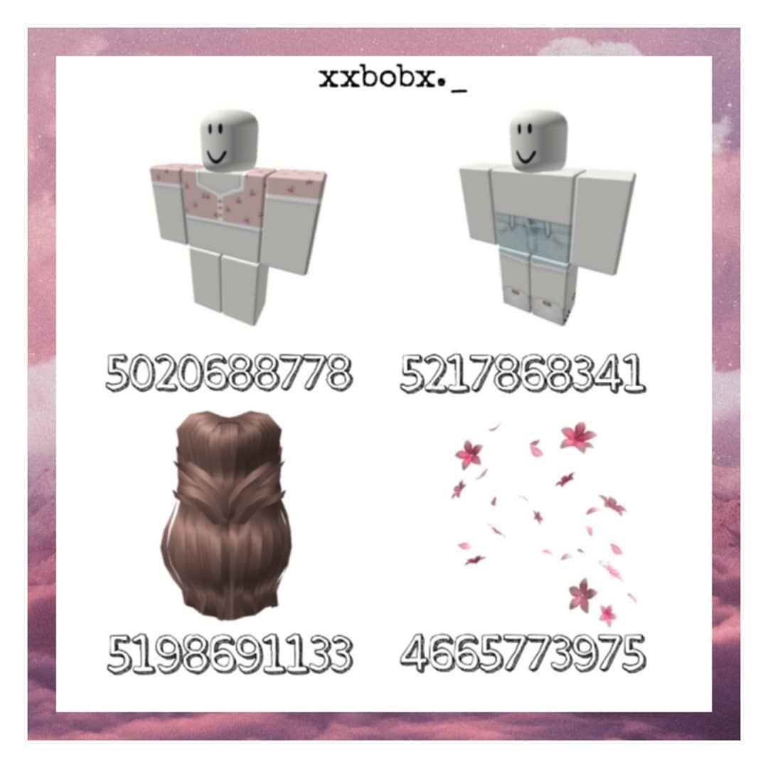 Pin By Christiana Murphy On Bloxburg In 2020 Roblox Codes Custom Decals Roblox