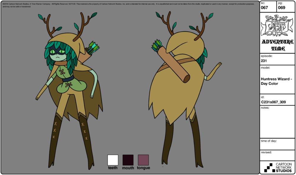 Huntress Wizard Huntress Wizard Adventure Time Cosplay