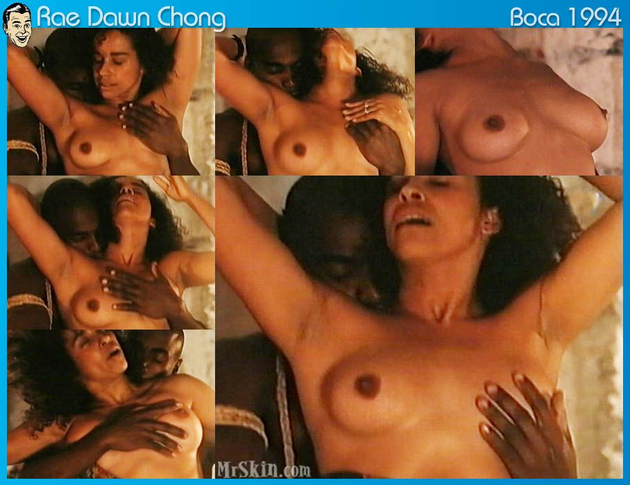 Rae dawn chong nude
