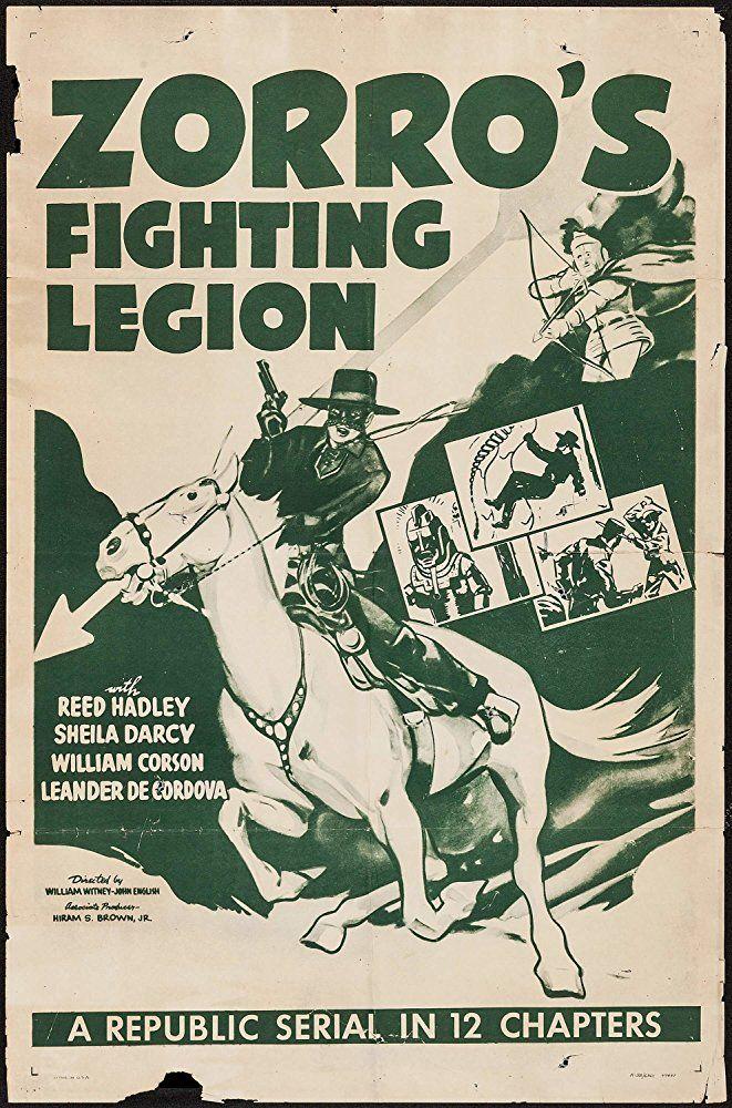 Zorros Fighting Legion 1939 Photo Gallery Imdb Far West