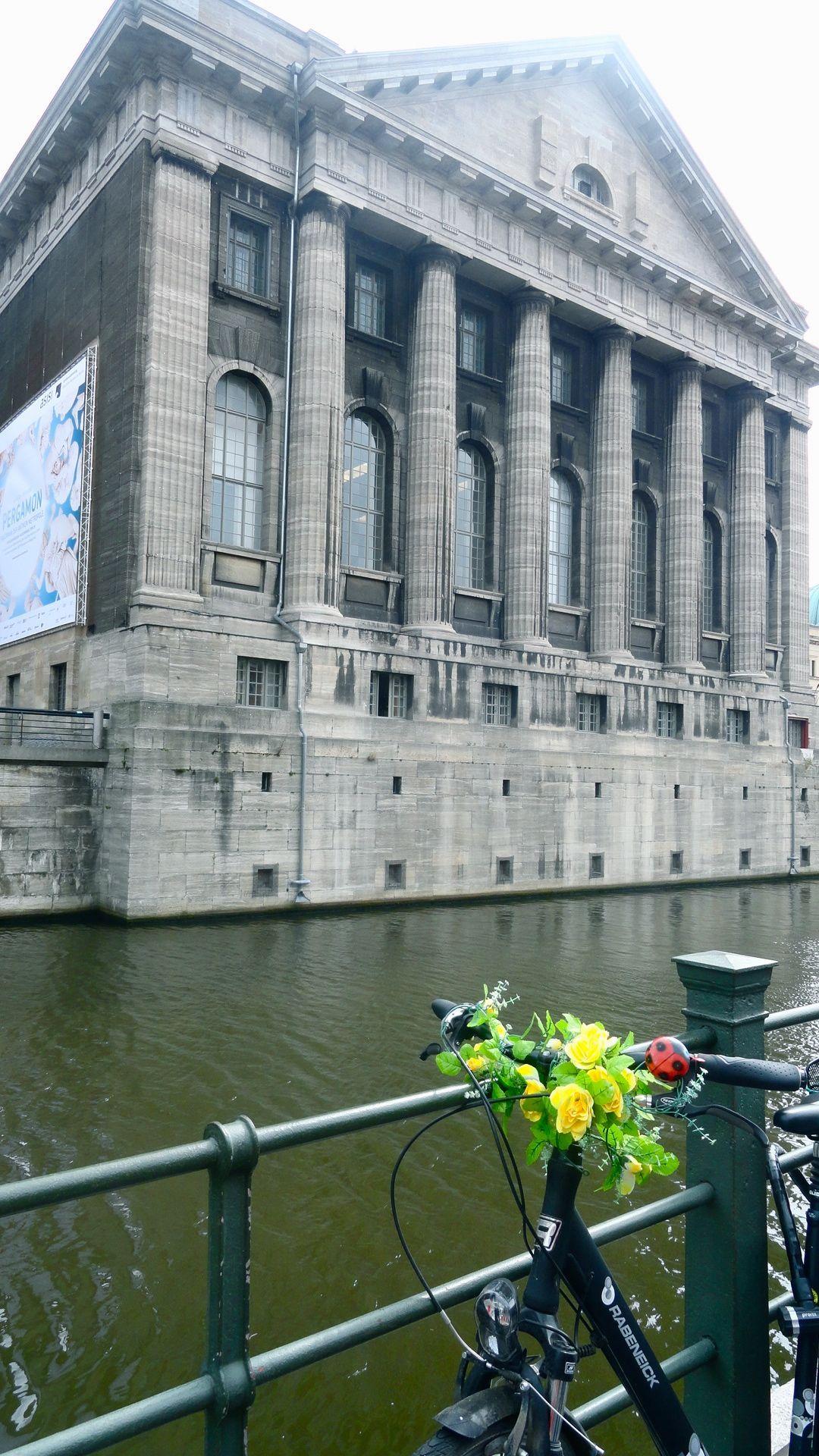 The Pergamon Berlin Spree Reisen Deutschland Schlosser Deutschland